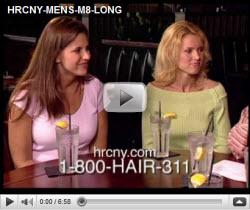 Men's Hair Replacement Videos New York